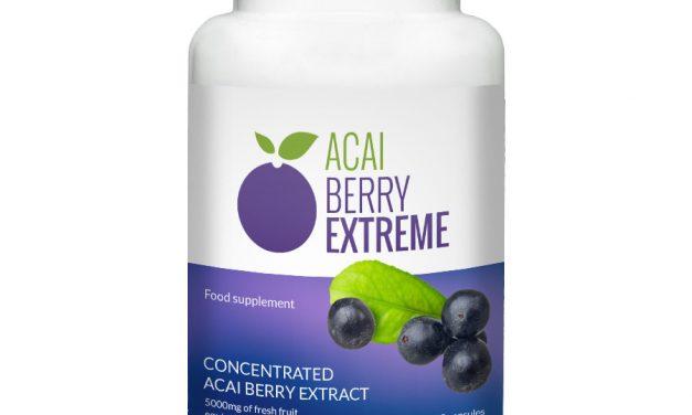 Acai Berry Extreme – skuteczne tabletki na odchudzanie?
