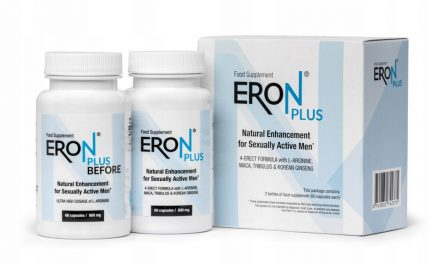 Eron Plus – tabletki na potencję i erekcje