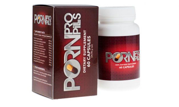 Porn Pro Pills – skutecznie tabletki na przedłużenie stosunku