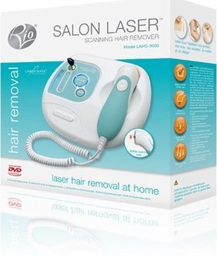 Rio Laser Hair opinie – depilacja laserowa w domu