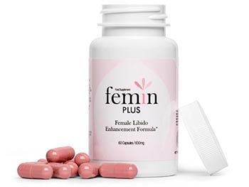 Femin Plus opinie – suplementy czy tabletki na wzrost libido?